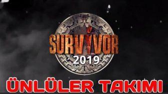 Survivor 2019 Ünlüler Takımı Tanıtımı
