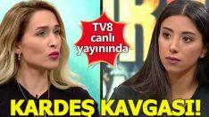 Kader Karakaya ile Sema'nın canlı yayında Survivor kavgası