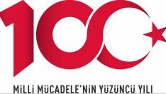 19 Mayıs 1919 100.Yıl Logosu