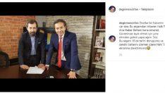 İrfan Değirmenci Yeni Kanalı Halk TV oldu!